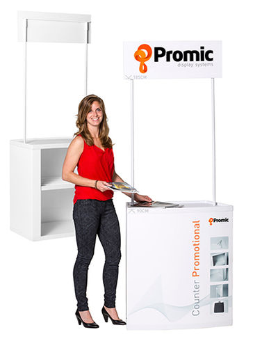 Promotionstand Verkostungsstand Mobile Theke